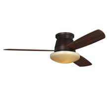"Savoy House 52-417H-3WA-13 - Polaris 52"" Hugger Ceiling Fan"