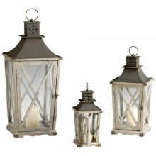 Cyan Designs 04723 - Cornwall Lanterns S/3