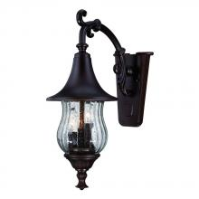 Acclaim Lighting 3402ABZ - Del Rio Collection Wall-Mount 3-Light Outdoor Architectural Bronze Light Fixture
