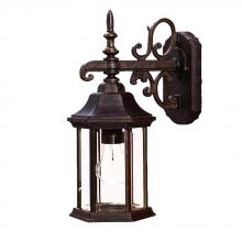 Acclaim Lighting 5183BC - Madison Collection Wall-Mount 1-Light Outdoor Black Coral Light Fixture