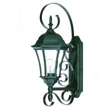 Acclaim Lighting 5421BK - New Orleans Collection Wall-Mount 1-Light Outdoor Matte Black Light Fixture
