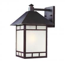 Acclaim Lighting 9022ABZ - Artisan Collection Wall-Mount 1-Light Outdoor Architectural Bronze Light Fixture