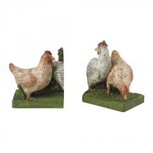 Sterling Industries 93-19314/S2 - Set Of 2 Bookends
