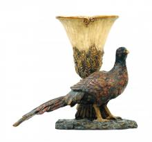 Sterling Industries 93-4540 - Autumn Pheasant Planter