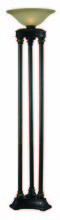 Kenroy Home 32066ORB - Colossus 3 Pole Torchiere