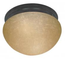 "Nuvo 60/2646 - 1 Light 10"" Small Mushroom"