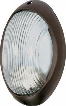 "Nuvo 60/527 - 1 Light 11"" Oval Bulk Head Fixture"