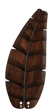 Fanimation B5340WA - 22 inch Oval Leaf Carved Wood Blade - WA