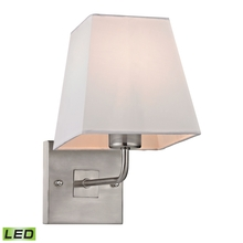ELK Lighting 17152/1-LED - Beverly 1 Light LED Wall Sconce In Brushed Nicke