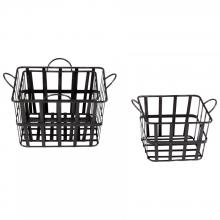 Cyan Designs 04715 - Grocery Baskets S/3