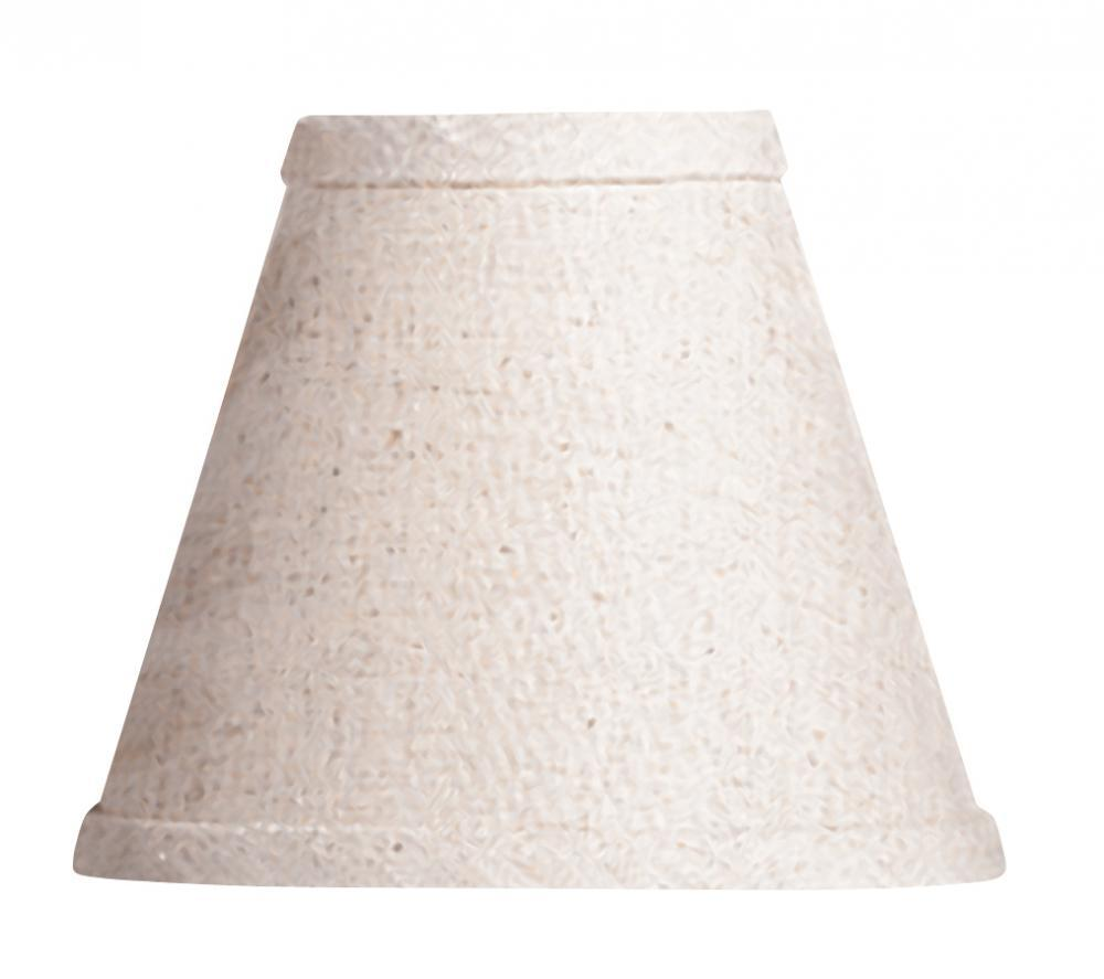 Natural Linen Weave Lamp Shade