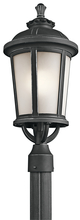Kichler 49413RZ - Outdoor Post Mt 1Lt