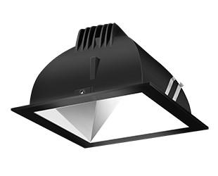 "Coastal Lighting & Supply in Chesapeake, Virginia, United States,  D4M59, FINISHING SC 6"" SQUARE 2700K LED 80 DEGREES SPECULAR CONE BLACK RING, Multiheadrecessed"
