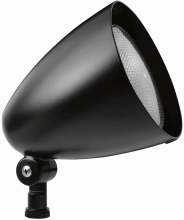 RAB Lighting HB101B - FLOOD H SYSTEM BULLET STYLE 150W PAR38 BLACK