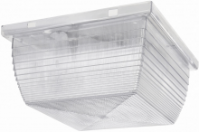 "RAB Lighting VAN2F32QT - VANDALPROOF 8"" X 8"" CEILING 32W CFL QT"