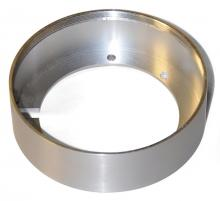 Alico WLC144-N-98 - Tiro 3 Under Cabinet Mount Collar In Brushed Aluminum