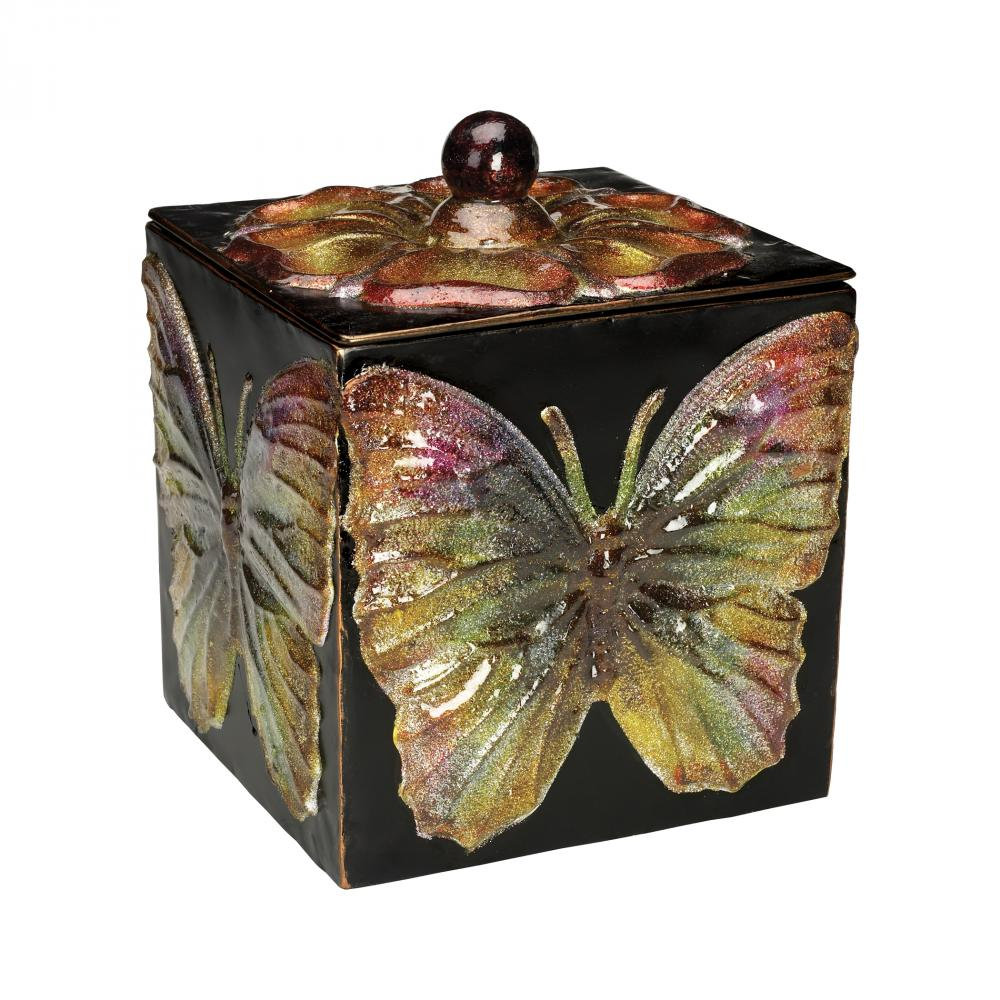 Coastal Lighting & Supply in Chesapeake, Virginia, United States,  3XNQG, BUTTERFLY KEEPSAKE BOX,