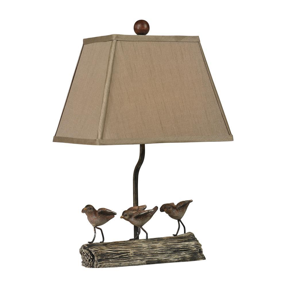 Coastal Lighting & Supply in Chesapeake, Virginia, United States,  40V93, Little Birds On A Log Lamp, Altura