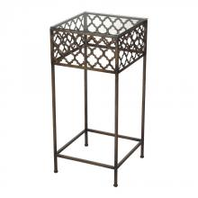 Sterling Industries 138-029 - Cheadle-Moorish Pattern Accent Table