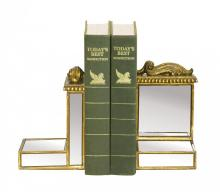 Sterling Industries 87-1170 - Pair Mirrored Bookends