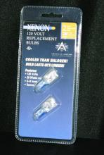 "American Lighting LVPX20BP - 120V XENON 20W (2-PACK"")"