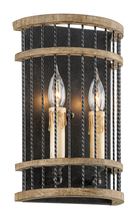 Troy B4852 - VINEYARD 2LT WALL SCONCE