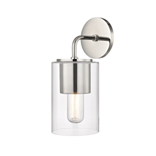 Hudson Valley H135101-PN - 1 Light Wall Sconce