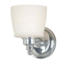 Kenroy Home 91701CH - Riley 1 Light Sconce