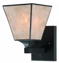 Kenroy Home 93631BRZ - Capell 1 Light Sconce