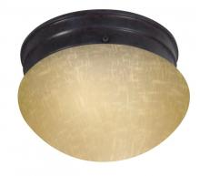 Nuvo 60-2652 - 1 Light ES Small Mushroom w/ Frosted Glass - (1) 13w GU24 Lamp Included