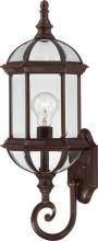 "Nuvo 60/4972 - Boxwood 1 Light 22"" Outdoor Wall"