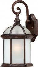 Nuvo 60/4982 - Boxwood ES 1 Light Outdoor Wall