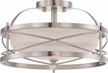 Nuvo 60/5331 - Ginger - 2 Light Semi Flush