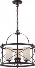 Nuvo 60/5337 - Ginger - 3 Light Pendant