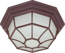 Nuvo 60/579 - ES 1 Light Spider Cage Ceiling