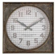 WAREHOUSE CLOCK