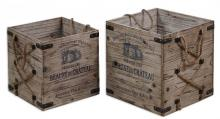 Uttermost 19782 - Uttermost Bouchard Crates Set/2