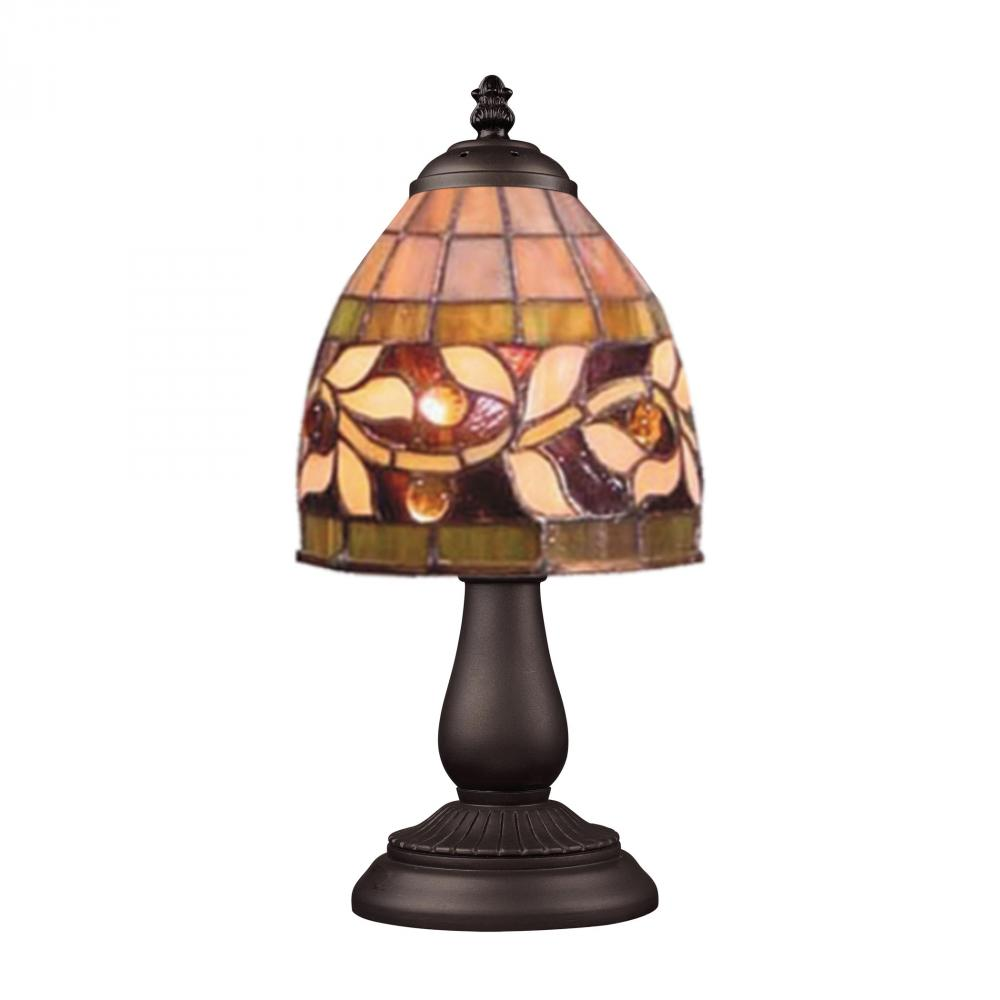 Coastal Lighting & Supply in Chesapeake, Virginia, United States,  N9R7, Mix-N-Match 1 Light Table Lamp In Tiffany Bronze, Mix-N-Match