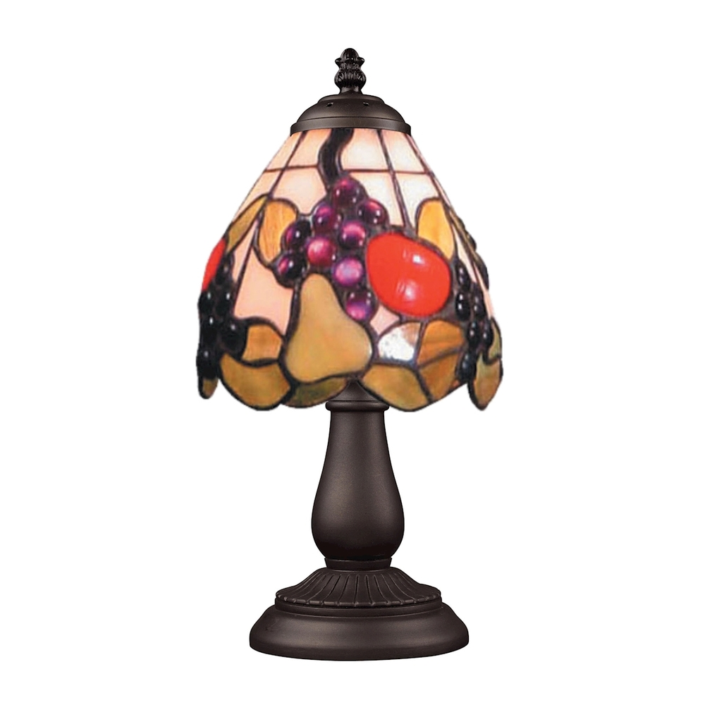 Coastal Lighting & Supply in Chesapeake, Virginia, United States,  N9R9, Mix-N-Match 1 Light Table Lamp In Tiffany Bronze, Mix-N-Match