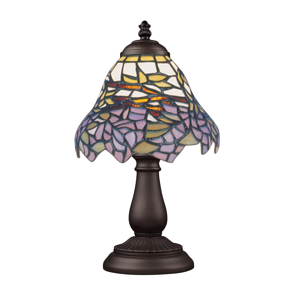 Coastal Lighting & Supply in Chesapeake, Virginia, United States,  N9RD, Mix-N-Match 1 Light Table Lamp In Tiffany Bronze, Mix-N-Match