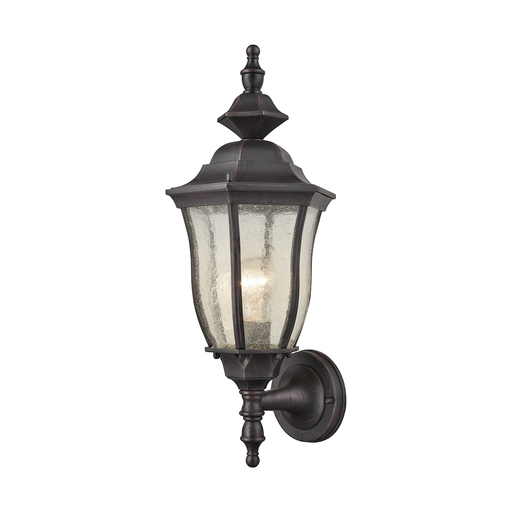 Coastal Lighting & Supply in Chesapeake, Virginia, United States,  9M4DN, Bennet 1 Light Outdoor Wall Sconce In Graphite B, Bennet