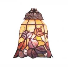ELK Lighting 999-17 - Mix-N-Match 1 Light Floral Glass Shade