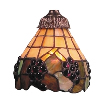 ELK Lighting 999-7 - Mix-N-Match Stained Honey Dune Glass Shade With